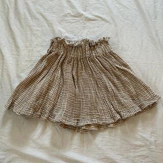 Caramel baby&child  - 美品♡チェック柄スカート