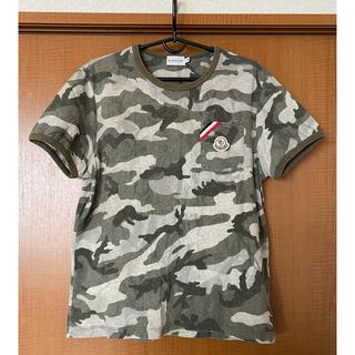 MONCLER - MONCLER   モンクレール Tシャツ カモ柄