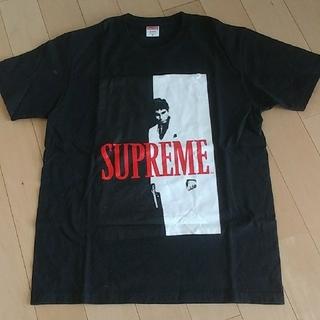Supreme - キムタク着 Supreme スカーフェイスTシャツ