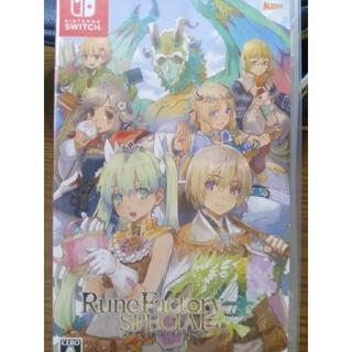 ニンテンドースイッチ(Nintendo Switch)のルーンファクトリー4スペシャル Switch(家庭用ゲームソフト)