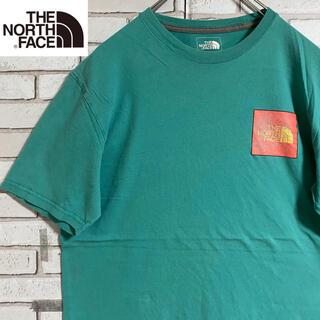 THE NORTH FACE - 90s 古着 ノースフェイス Tシャツ 両面プリント ビッグシルエット ゆるだぼ