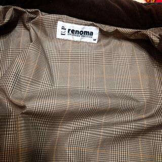 ユーピーレノマ(U.P renoma)のU.P renoma(ユーピーレノマ フリースジャケット(ブルゾン)