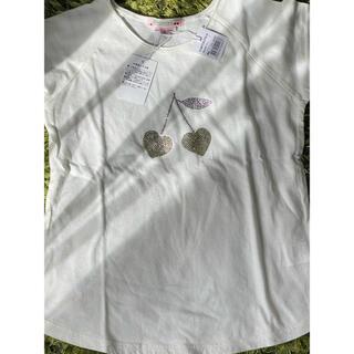 ボンポワン(Bonpoint)の新品タグ付き!ボンポワン8A カットソー(Tシャツ/カットソー)