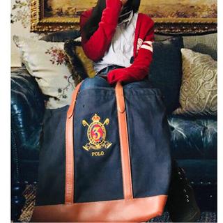 POLO RALPH LAUREN - POLO Ralph Lauren ポロ・キャンパスバッグ トートバッグ