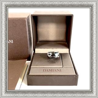 Damiani - DAMIANI ダミアーニ Dアイコン リング 指輪 セラミック ダイヤ 53