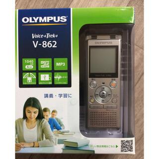 オリンパス(OLYMPUS)のボイスレコーダー OLYMPUS V-862 (ポータブルプレーヤー)