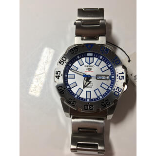 セイコー(SEIKO)の未使用 SEIKO 5スポーツ ダイバーズ モンスター 自動巻 オートマチック(腕時計(アナログ))