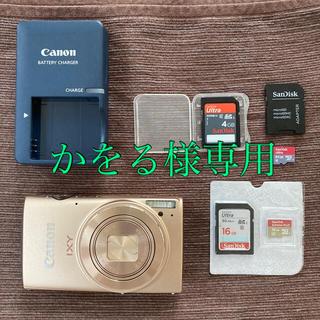 Canon - デジタルカメラCanon/IXY610F