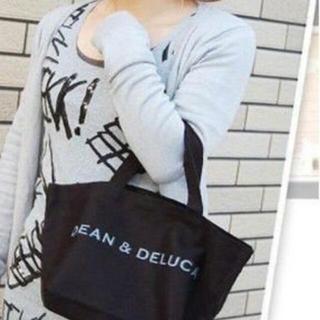 DEAN & DELUCA - DEAN&DELUCA トートバッグ 黒