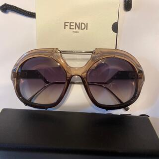 FENDI - 美品 FENDI サングラス