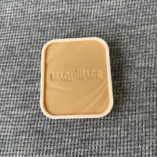マキアージュ(MAQuillAGE)のマキアージュ ドラマティックパウダリーEX オークル20(ファンデーション)