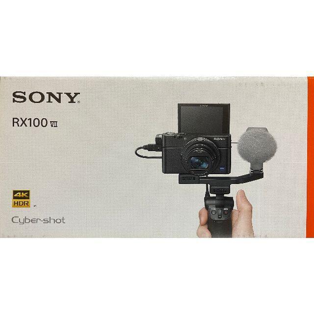 SONY(ソニー)のSONY DSC-RX100M7G スマホ/家電/カメラのカメラ(コンパクトデジタルカメラ)の商品写真