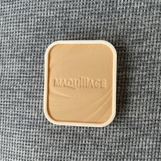 マキアージュ(MAQuillAGE)のマキアージュ ドラマティックパウダリーEX オークル10(ファンデーション)