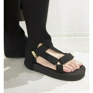 アパルトモンドゥーズィエムクラス(L'Appartement DEUXIEME CLASSE)の【SUICOKE/スイコック】*Strap Sandal(サンダル)