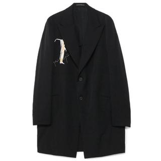 Yohji Yamamoto - yohji yamamoto 20AW 女優刺繍ジャケット size2 美品