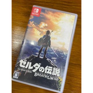 ニンテンドースイッチ(Nintendo Switch)のゆはさん専用ゼルダの伝説 ブレス オブ ザ ワイルド Switch(家庭用ゲームソフト)