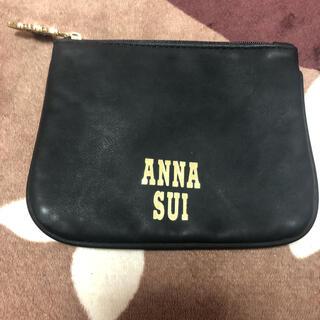 ANNA SUI - 美品🌟アナスイ ポーチ ブラック
