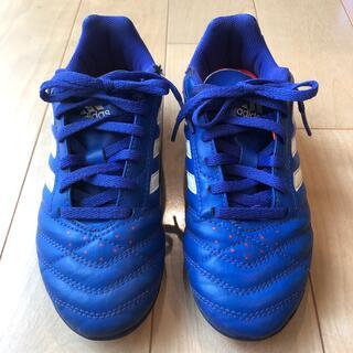 adidas - ジュニアサッカースパイク20センチ
