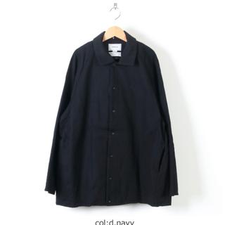 ヤエカ(YAECA)のyaeca ヤエカ  コンフォートシャツ ラグラン s (シャツ)