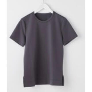 PLST - プラステ コットンクルーネックTシャツ