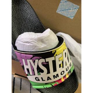 HYSTERIC GLAMOUR - ヒステリックグラマー サンダル27センチ