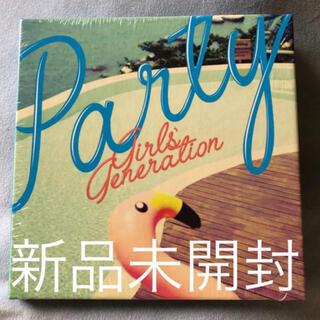 ショウジョジダイ(少女時代)の少女時代 5thミニアルバム Party 新品未開封(K-POP/アジア)