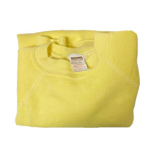 シンゾーン(Shinzone)のレモンイエロースウェット made in USA(Tシャツ(半袖/袖なし))