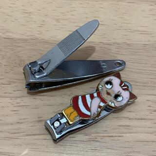 爪切り ミニサイズ 猫 トラベル(爪切り)