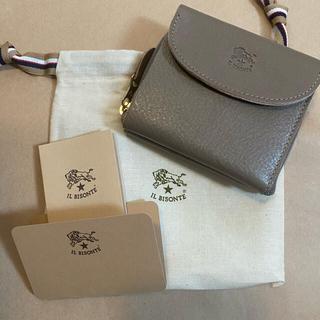 IL BISONTE - 財布 二つ折り財布 折り財布 三つ折り財布