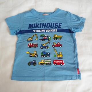 mikihouse - 100 ミキハウス 半袖 Tシャツ