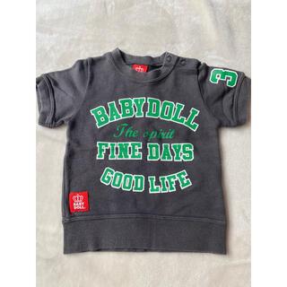 ベビードール(BABYDOLL)のベビードール キッズ ベビー Tシャツ(Tシャツ)