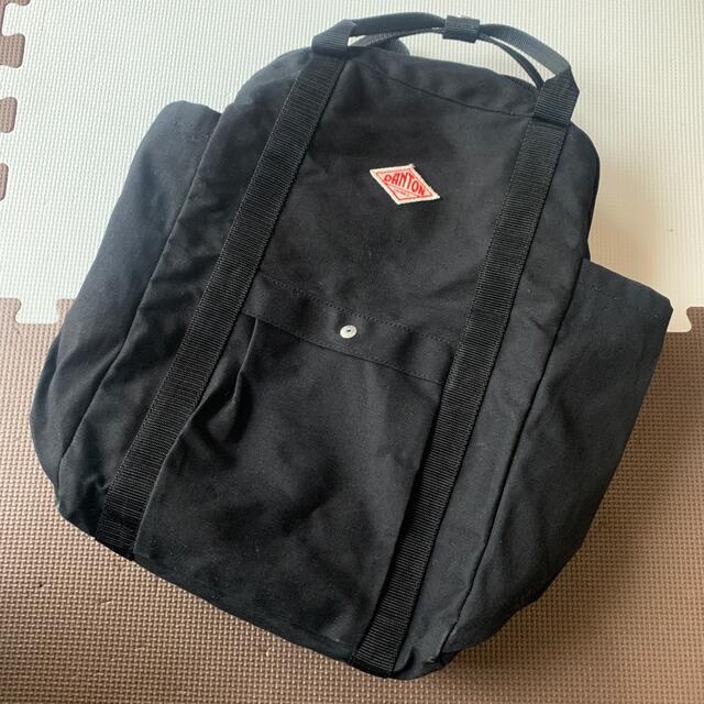 DANTON(ダントン)のDANTON リュック レディースのバッグ(リュック/バックパック)の商品写真
