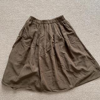 アンレリッシュ(UNRELISH)のUNRELISH フレアスカート(ひざ丈スカート)