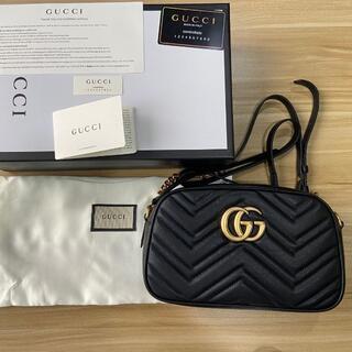 Gucci - GUCCIキルティング スモールショルダーバッグ
