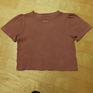 エブリン(evelyn)のエブリン。可愛いめTシャツ(Tシャツ(半袖/袖なし))