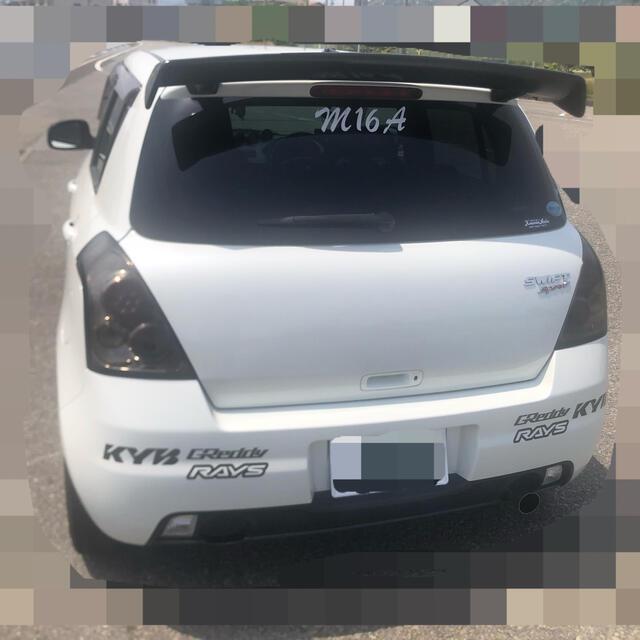 スズキ(スズキ)のスイフトスポーツ トラストターボ 220馬力 スイフト 自動車/バイクの自動車(車体)の商品写真
