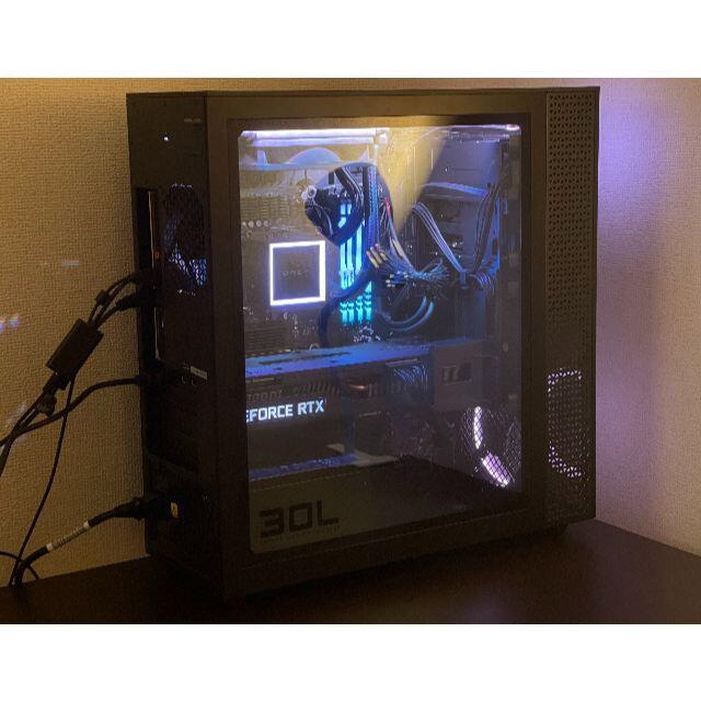 HP(ヒューレットパッカード)の保証有り ゲーミングPC OMEN 30L i9-10850 RTX3090搭載 スマホ/家電/カメラのPC/タブレット(デスクトップ型PC)の商品写真