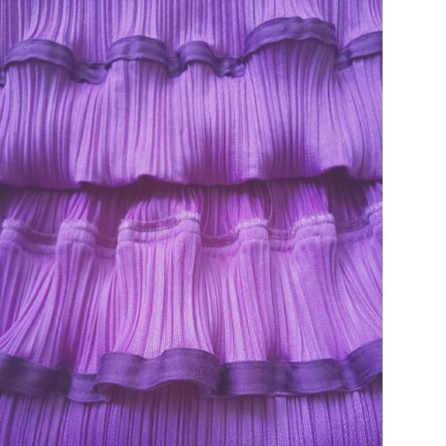 PLEATS PLEASE ISSEY MIYAKE(プリーツプリーズイッセイミヤケ)のプリーツプリーズ ISSEY MIYAKE  ロングスカート レディースのスカート(ロングスカート)の商品写真