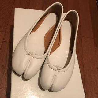 マルタンマルジェラ(Maison Martin Margiela)の最終価格⭐︎マルジェラ足袋38.5(バレエシューズ)