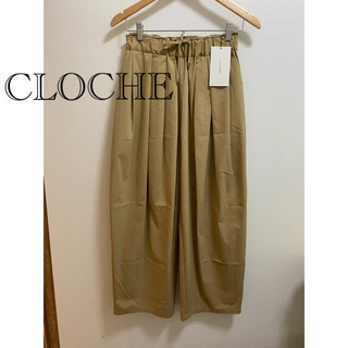 SCOT CLUB - タグ付き CLOCHE クロシェ バルーン ワイドパンツ