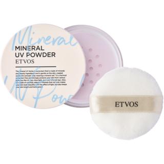 エトヴォス(ETVOS)のETVOS/エトヴォス ミネラルUVパウダー(フェイスパウダー)