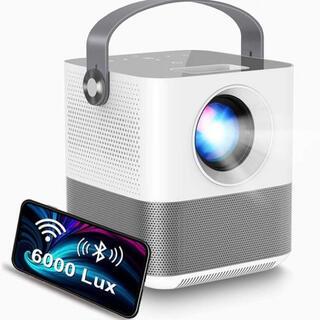 プロジェクター 小型 Bluetooth スマホ(プロジェクター)