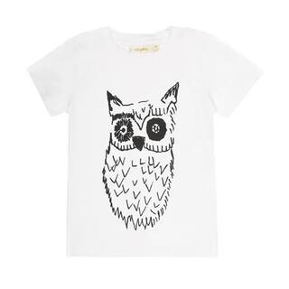 コドモビームス(こども ビームス)のSOFTGALLERY tシャツ minirodini ソフトギャラリー 北欧(Tシャツ/カットソー)