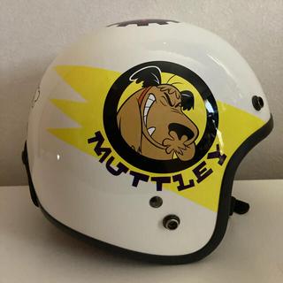 オージーケー(OGK)のレア!匿名!ヘルメット57〜59cm ケンケン チキチキマシン猛レース ワーナー(ヘルメット/シールド)