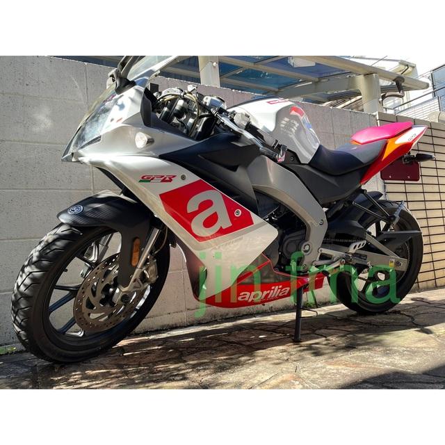 アプリリア Aprilia APR125 状態良好 自動車/バイクのバイク(車体)の商品写真