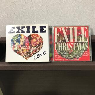 エグザイル(EXILE)のEXILE CD2枚セット(ポップス/ロック(邦楽))