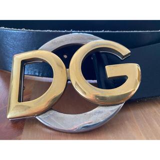 ドルチェアンドガッバーナ(DOLCE&GABBANA)のDG ベルト(ベルト)