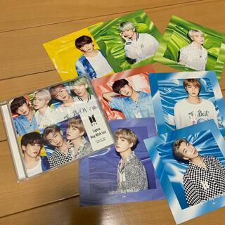ボウダンショウネンダン(防弾少年団(BTS))のBTS CD [rights/Boy Wiht Luv] FC限定盤(K-POP/アジア)