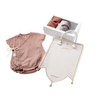 ファミリア(familiar)のMARLMARL  新生児下着セット(肌着/下着)