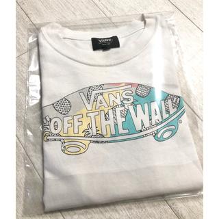 ヴァンズ(VANS)の130 vans ヴァンズ 半袖 tシャツ  キッズ 半袖tシャツ  トップス(Tシャツ/カットソー)